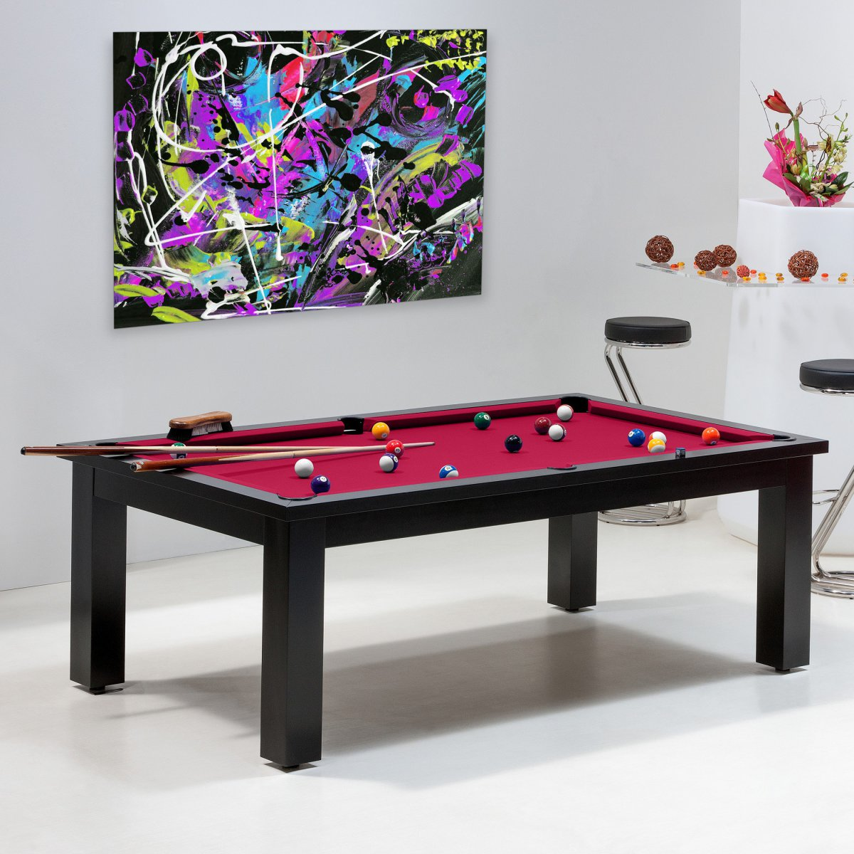 achat billard uniquement sur billards de france le miami. Black Bedroom Furniture Sets. Home Design Ideas