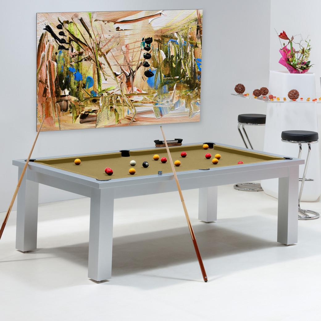 Billard transformable table - Billard gold