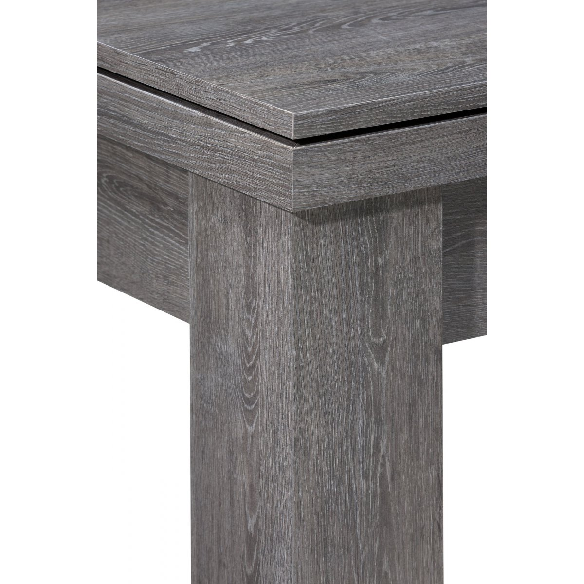 Table billard transformable et dessus de table en bois gris - Table de billard transformable ...