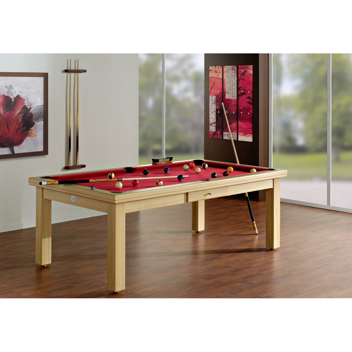 Table manger billard mod le sydney prestige - Billard et table a manger ...