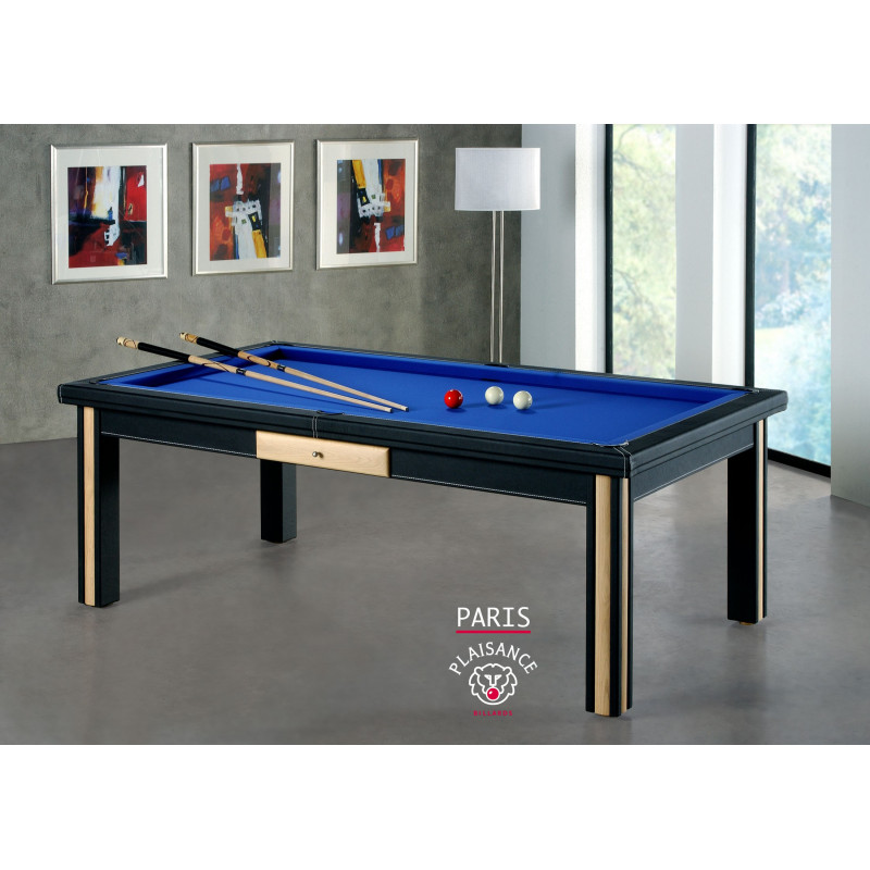 Billard Paris, la table billard convertible
