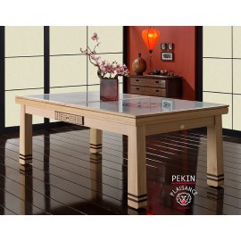 Billard table à manger : Pekin