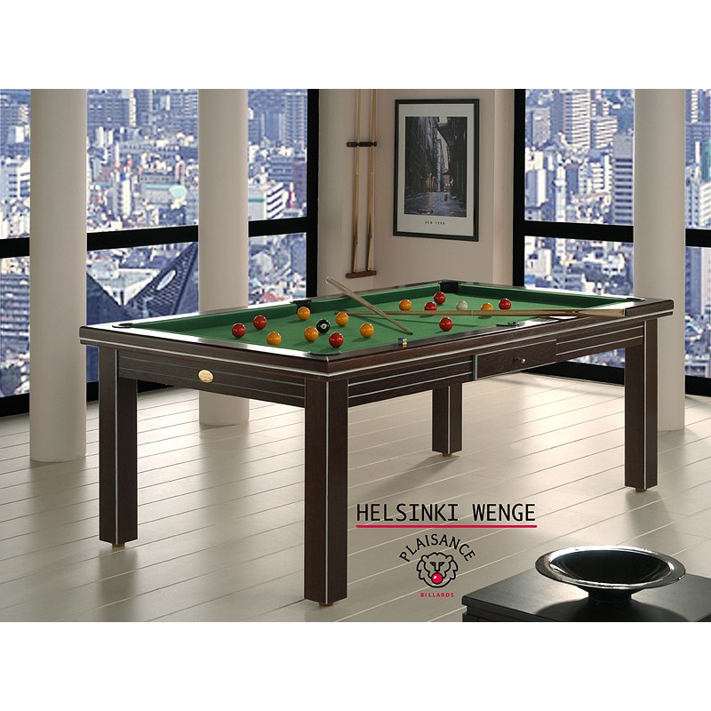Billard table : Helsinki Wengé