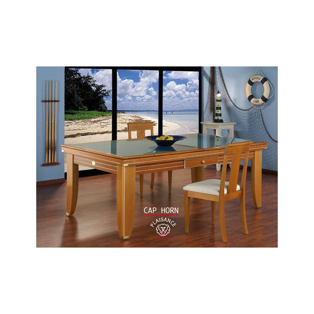 Table billard transformable : Cap Horn