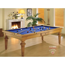 table billard convertible vienne