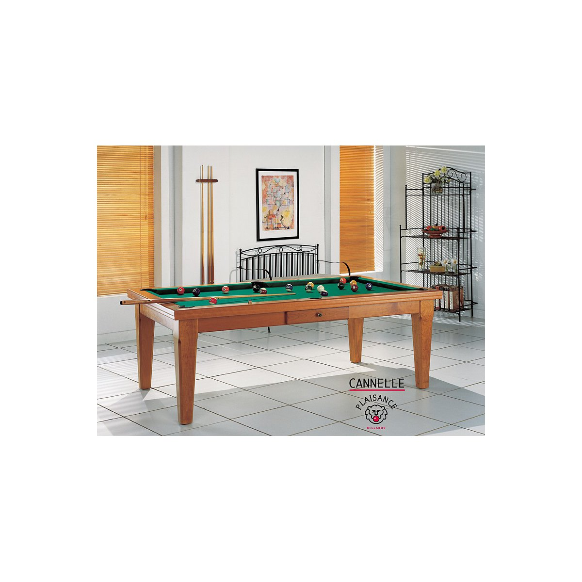 fabulous table billard convertible cannelle with table. Black Bedroom Furniture Sets. Home Design Ideas