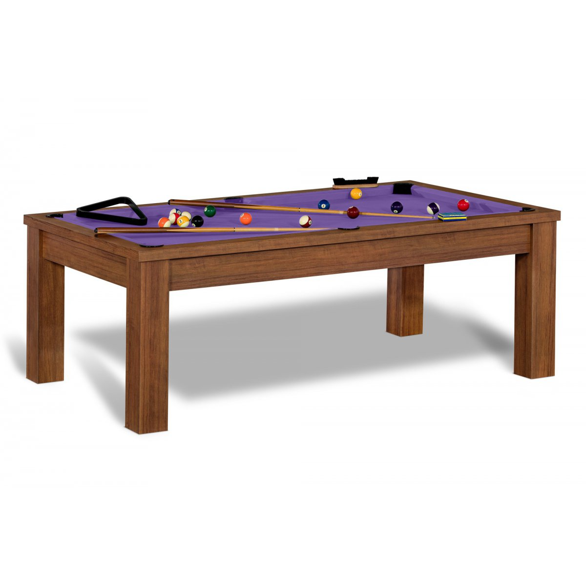 table billard convertible billard anglais 8 pool et. Black Bedroom Furniture Sets. Home Design Ideas