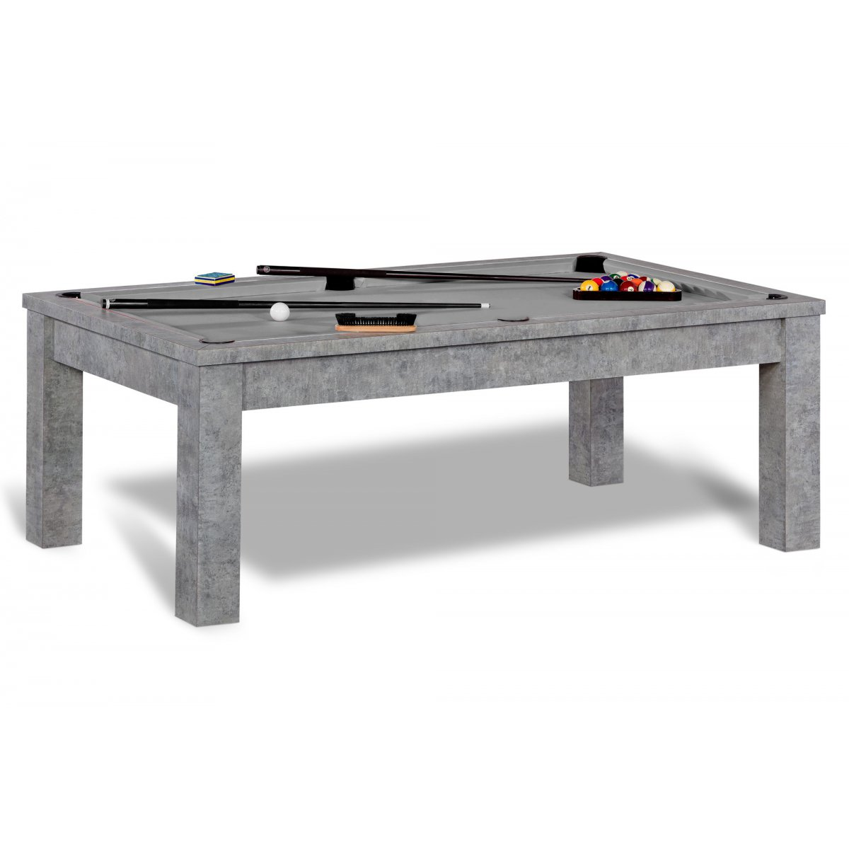 Table billard convertible panama billard anglais americain for Table a manger convertible