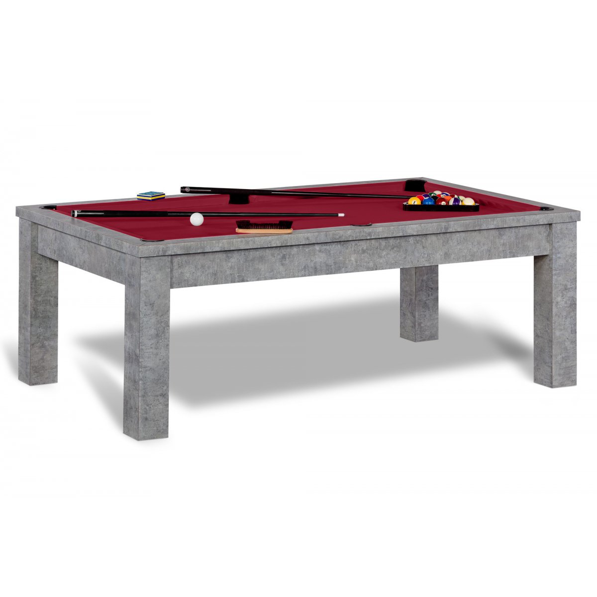 Table billard convertible panama billard anglais americain for Table de salle a manger billard