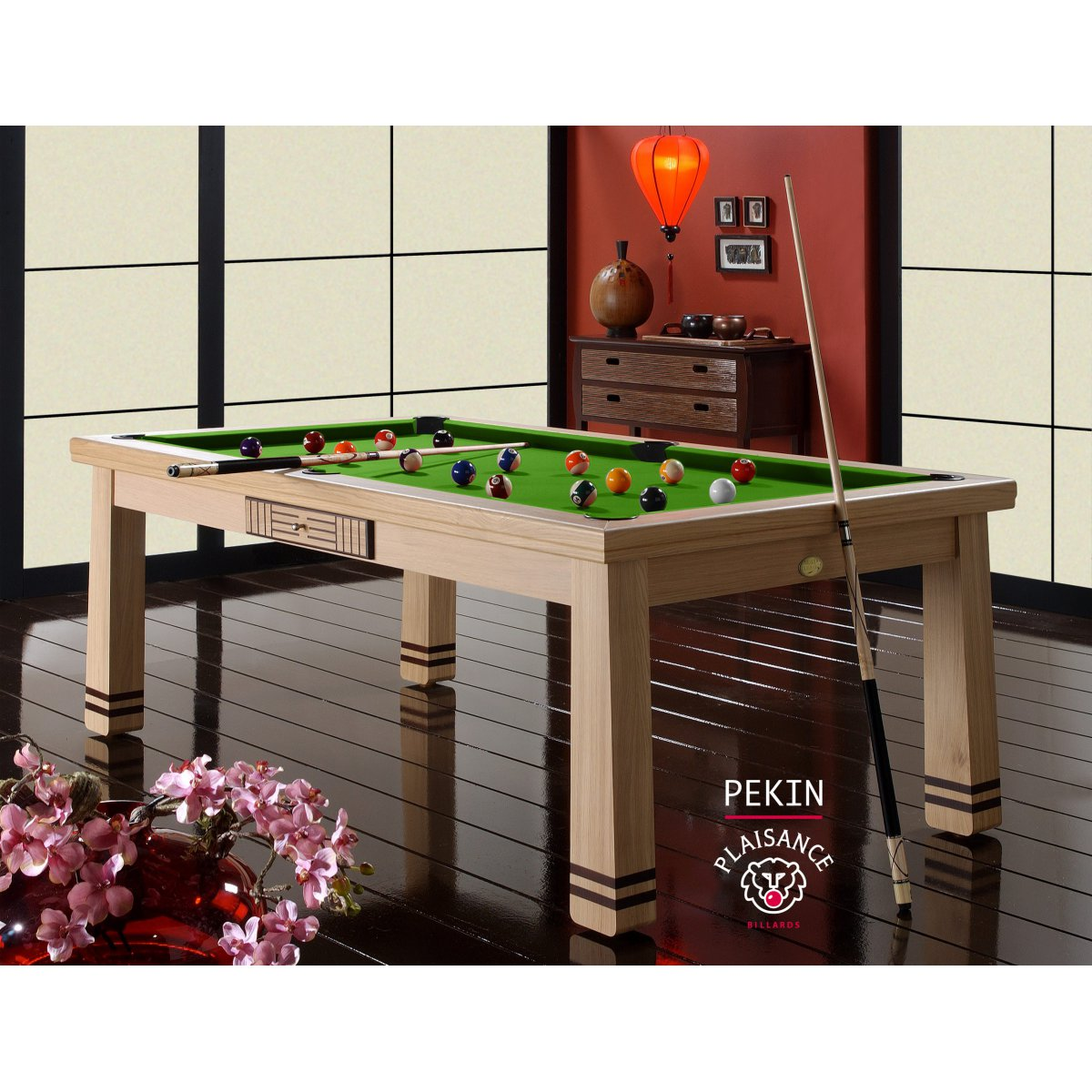 table de billard qualite. Black Bedroom Furniture Sets. Home Design Ideas