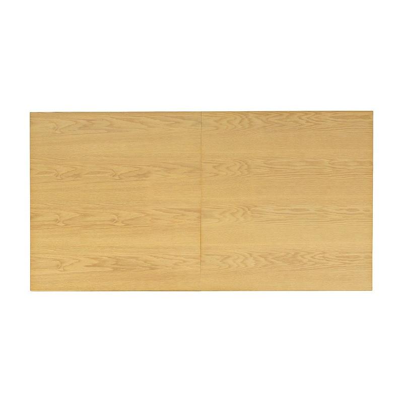 Table billard convertible : Dessus bois avec allonge de service incluse