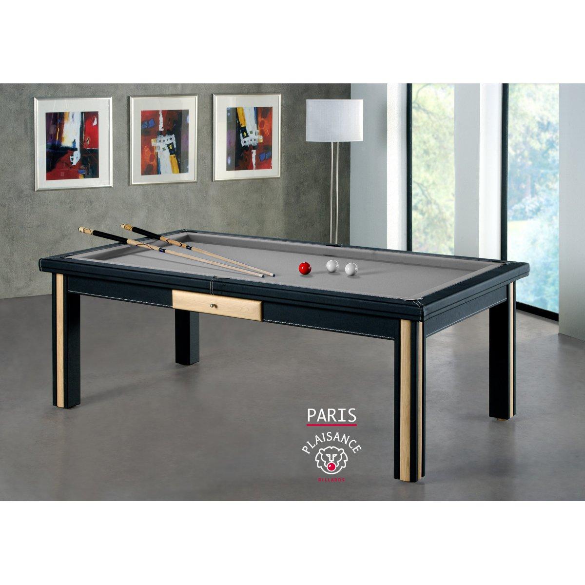 Billard convertible table beautiful table billard - Table billard convertible pas cher ...