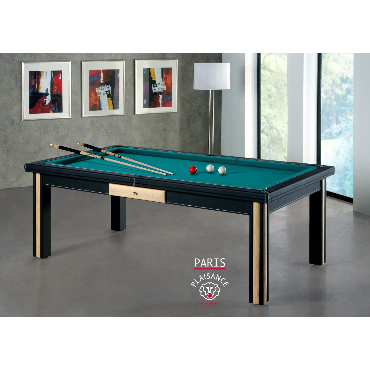 table billard transformable lyon. Black Bedroom Furniture Sets. Home Design Ideas