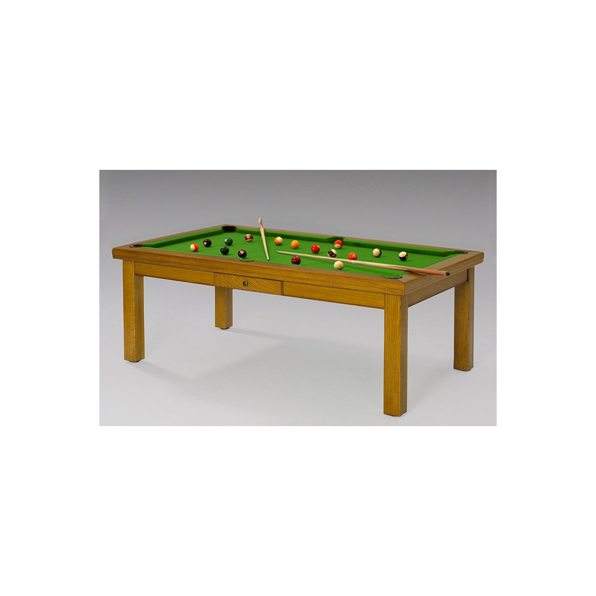Table Billard Convertible Florence De Luxe