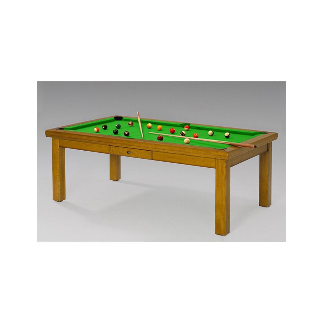 Billard convertible table, tapis billard vert pomme à croquer