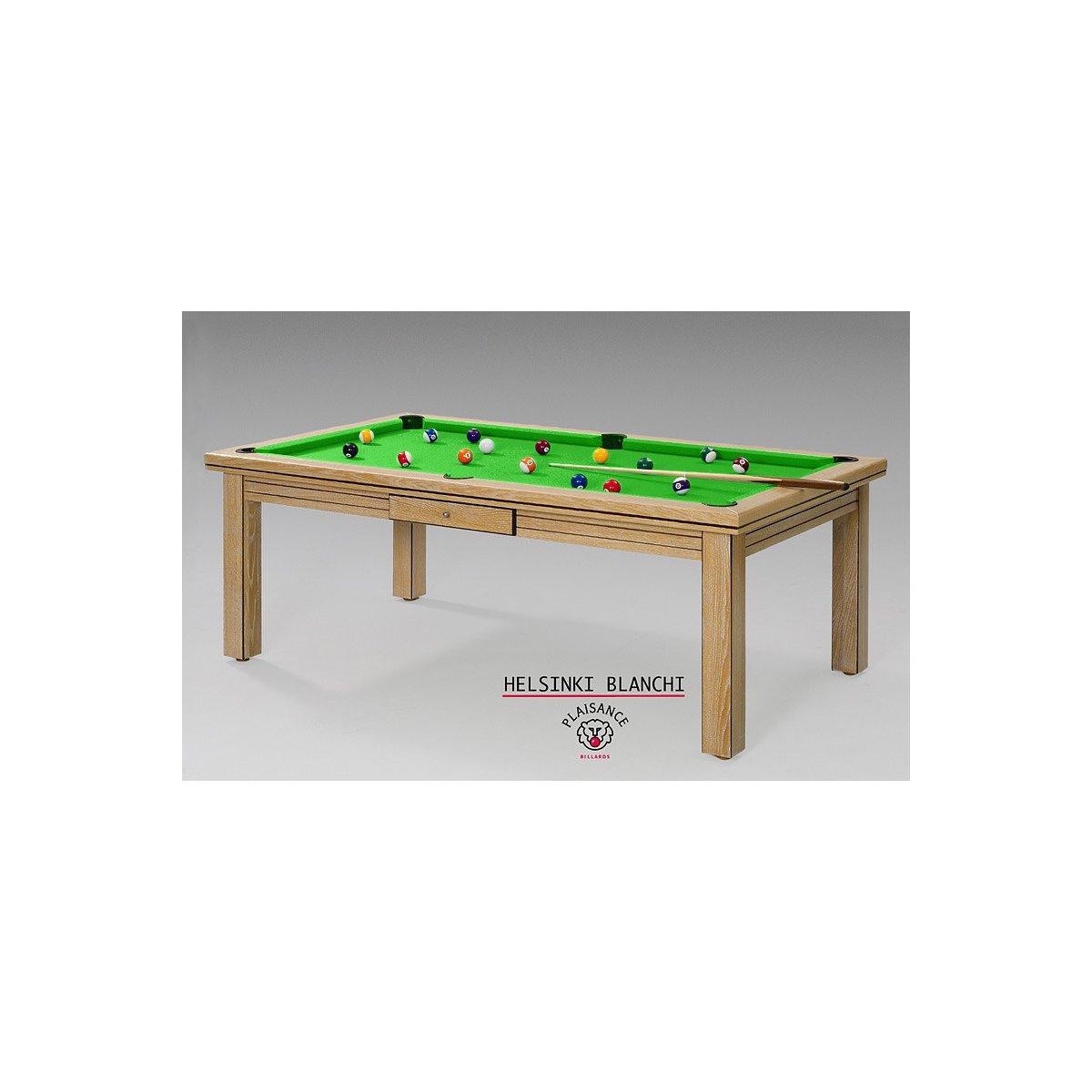 Table billard convertible belgique maison design for Table transformable conforama