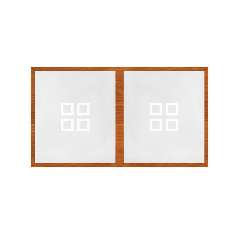 Pour table billard transformable, le plateau billard avec cadre bois et plateau verre