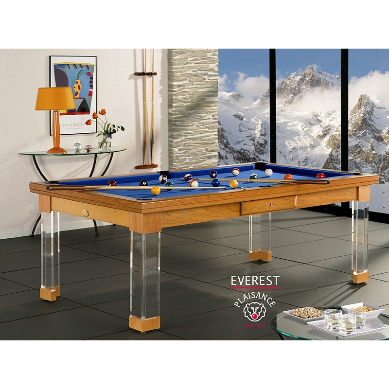 table billard mod le everest de la gamme prestige. Black Bedroom Furniture Sets. Home Design Ideas