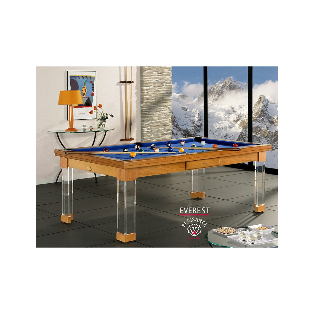 Table billard convertible Everest