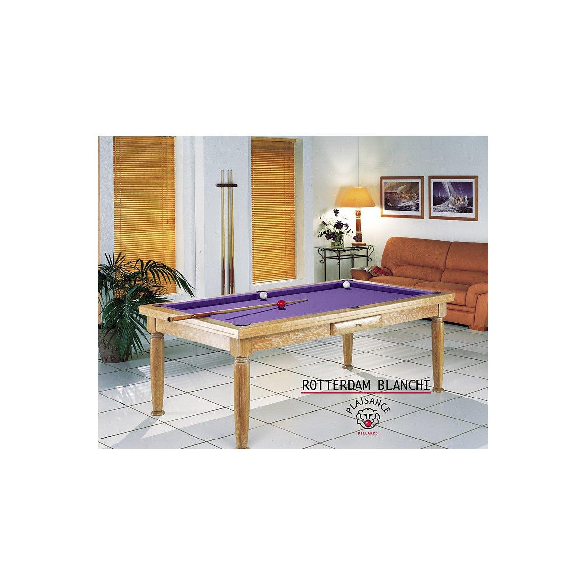 billard table a manger rotterdam blanchi. Black Bedroom Furniture Sets. Home Design Ideas
