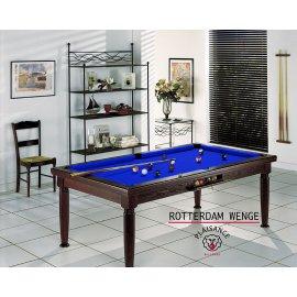 Billards france et son tapis bleu pool pour jeu billard fr, us et/ou 8 pool