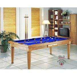 8 pool (billard anglais de couleur bleu pool)