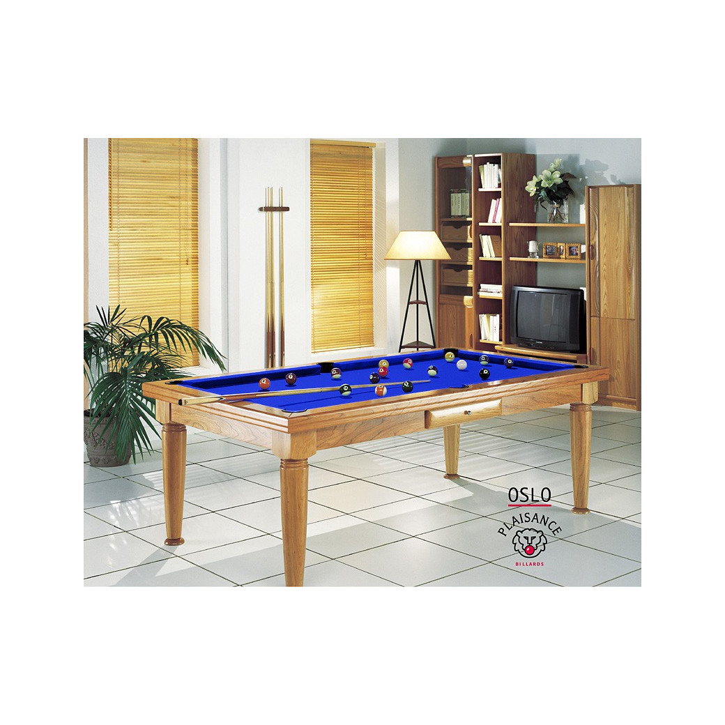 8 pool (billard anglais de couleur bleu pool)