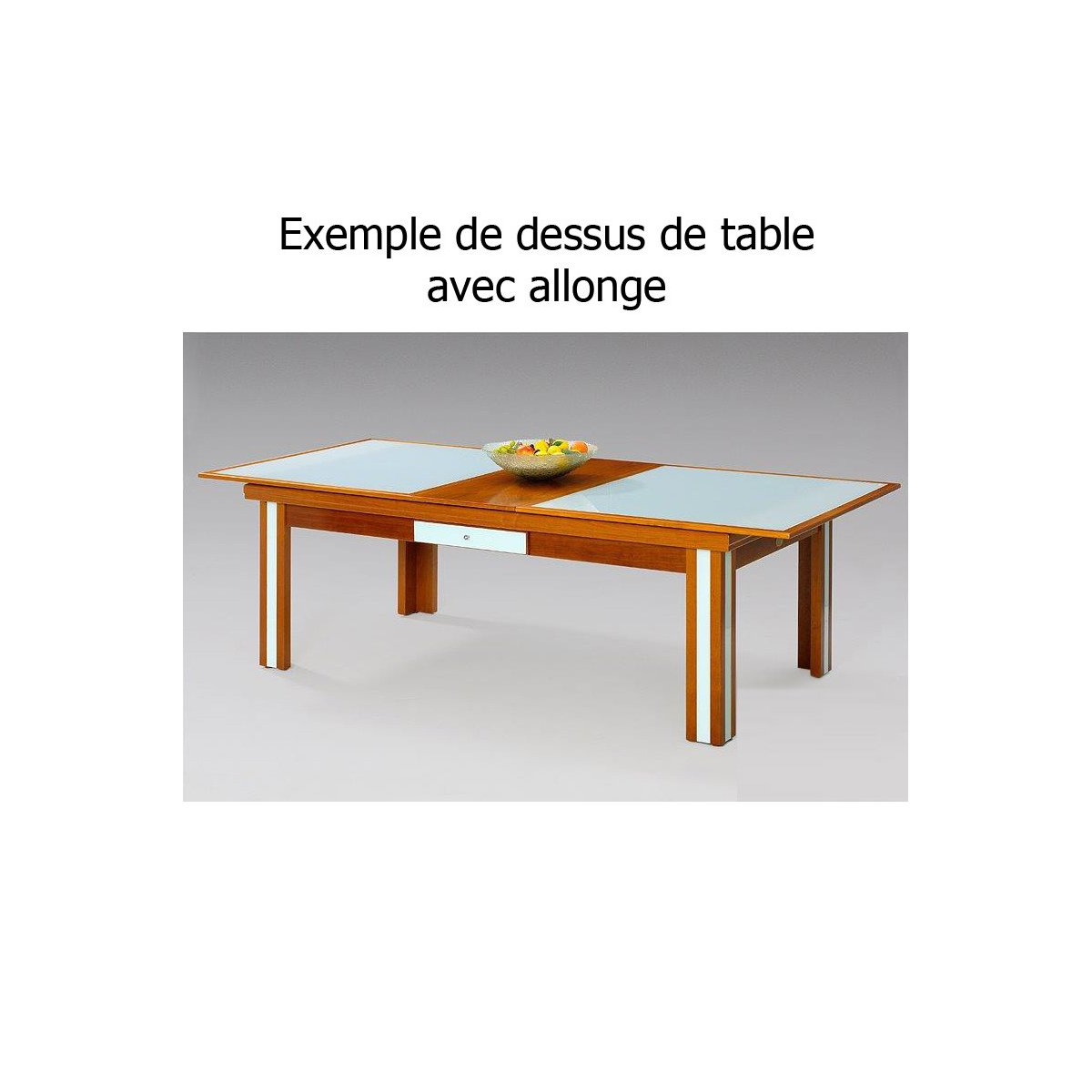 table billard convertible plateau billard verre avec cadre bois merisier. Black Bedroom Furniture Sets. Home Design Ideas