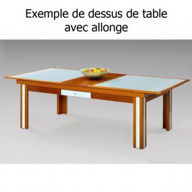 Billard modulable (plateau billard avec rallonges pour table convertible)