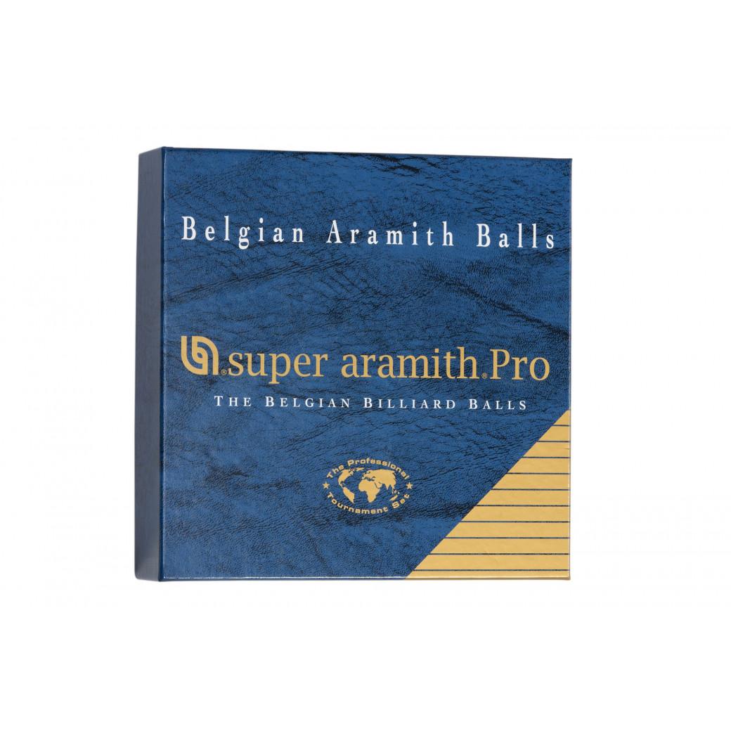 Boite : Boules Super Aramith Pro