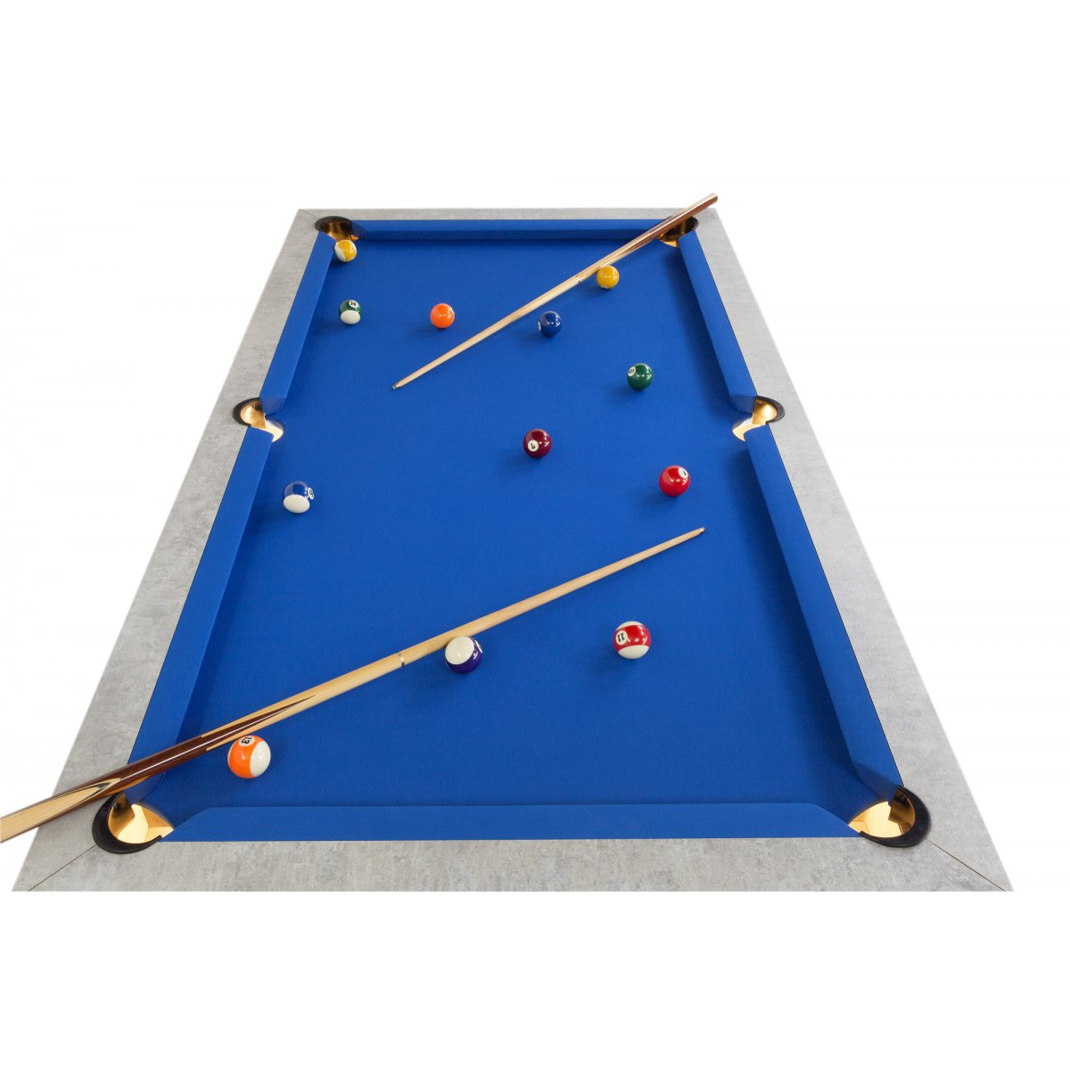 billard led clairez votre table de billard avec des leds. Black Bedroom Furniture Sets. Home Design Ideas