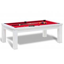 Billard transformable table
