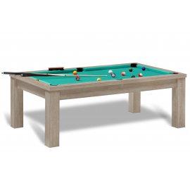 Table de salon billard (verte)