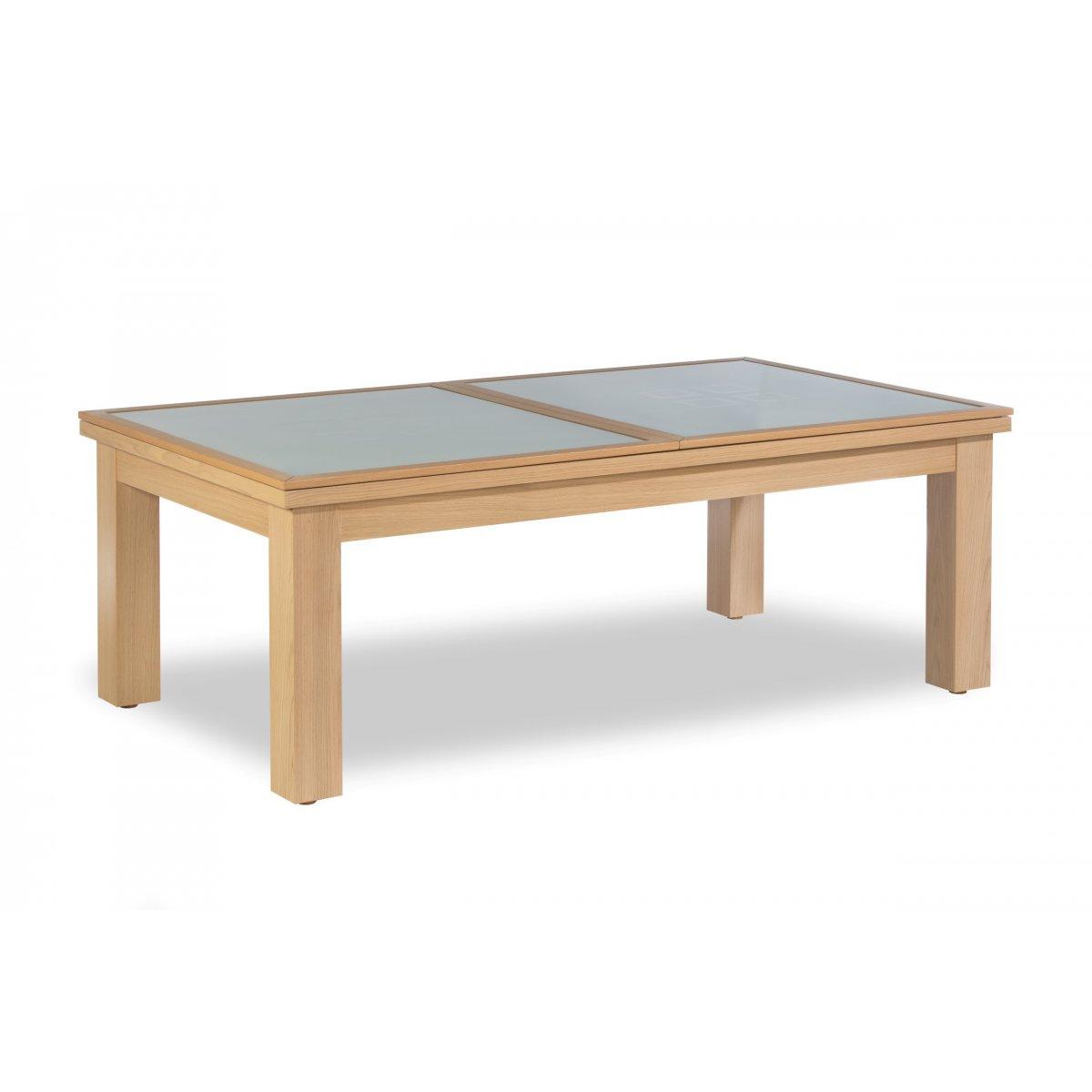 Billard convertible la table de billard design vancouver - Billard transformable en table ...