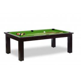 Billard pool, et tapis de jeu vert pool
