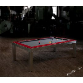 Table billard convertible : Oxygène billard Lafuge