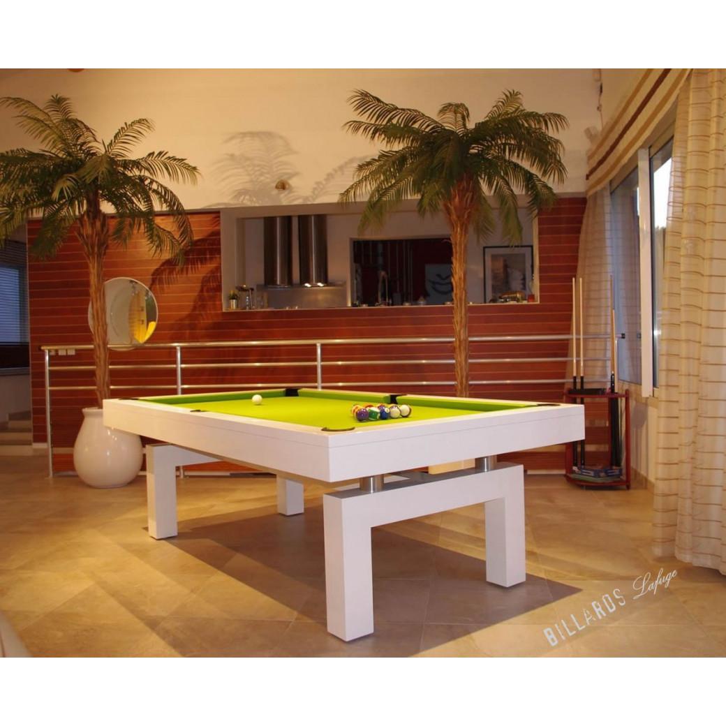 Jeux de billard Arcade : La table convertible