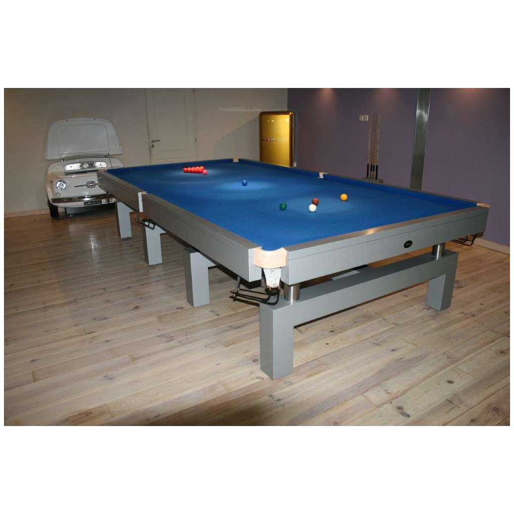 Billard snooker bleu