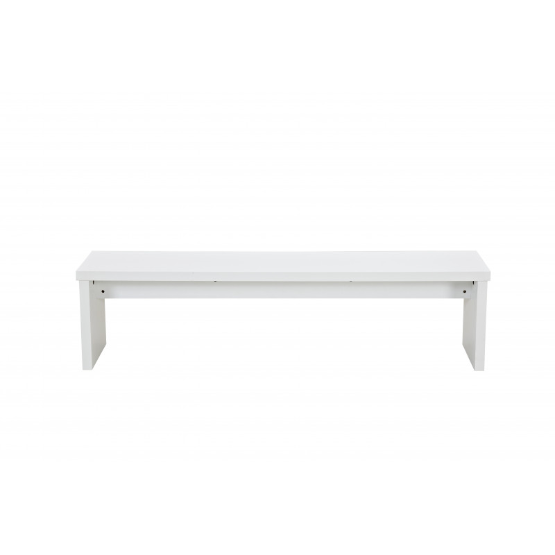 Banc Blanc Pour Table Billard Convertible