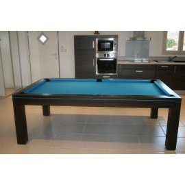 Billard transformable table, Eos wenge Tournament Lafuge