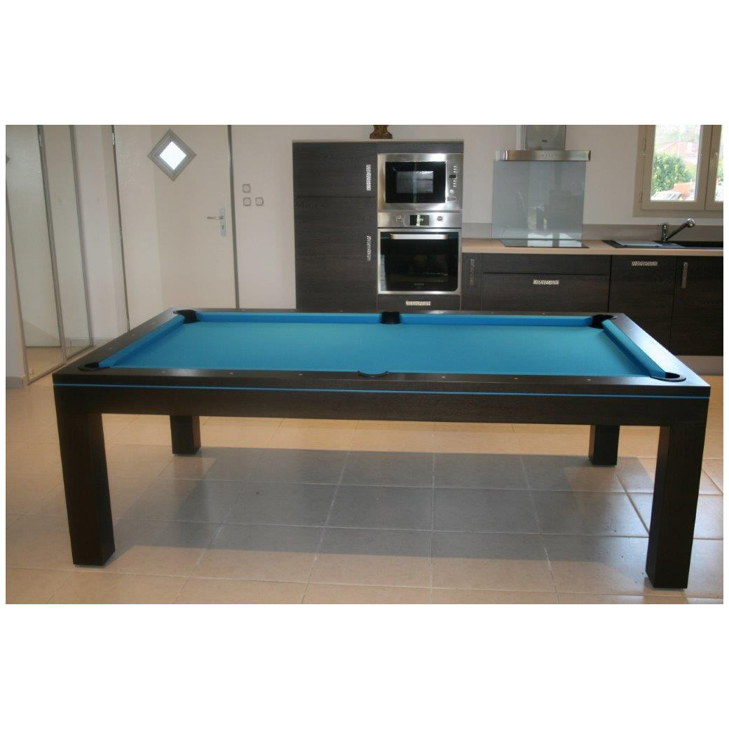 Billard transformable table, Eos wenge Tournament Lafuge
