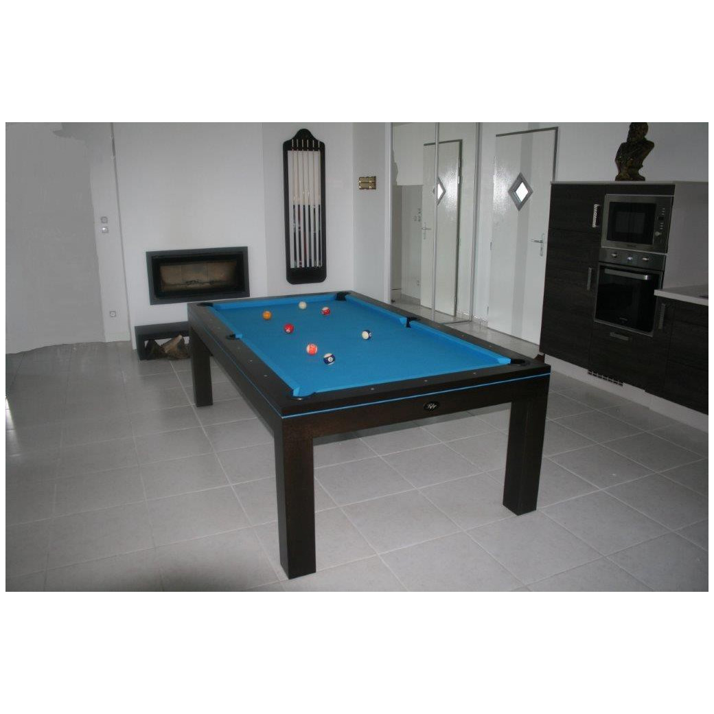 Table billard salon, Eos Lafuge