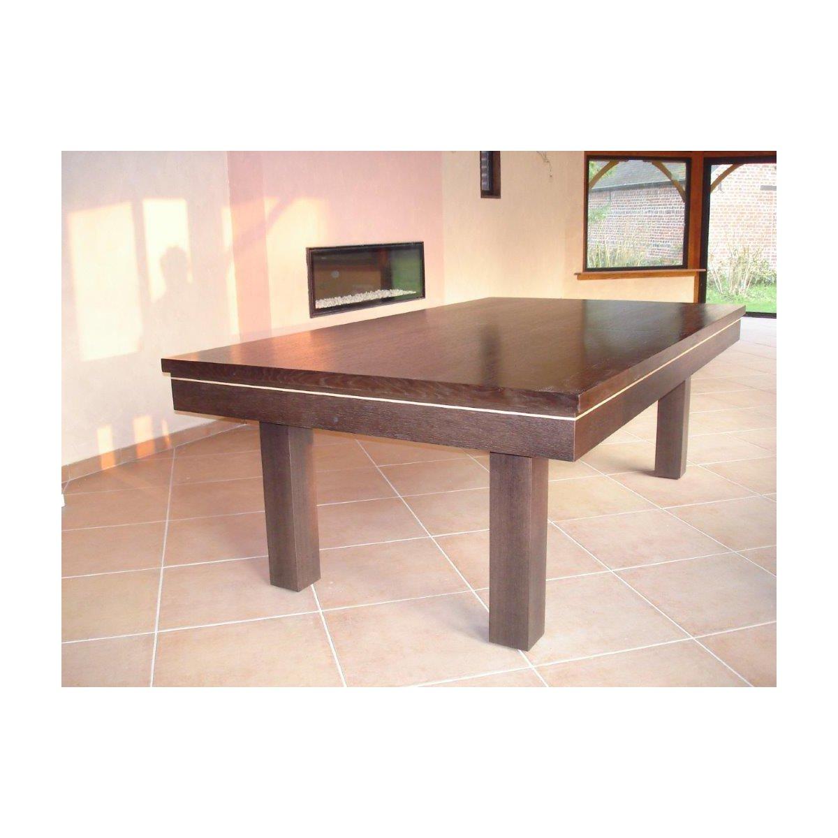 Table De Ping Pong Transformable billard transformable table : soho -