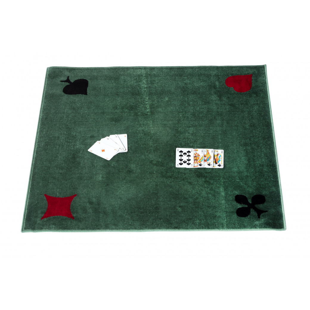 Tapis de bridge 770 x 770 mm