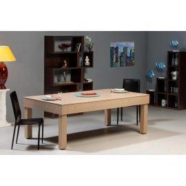Billard table américain : Bora-Bora Chêne