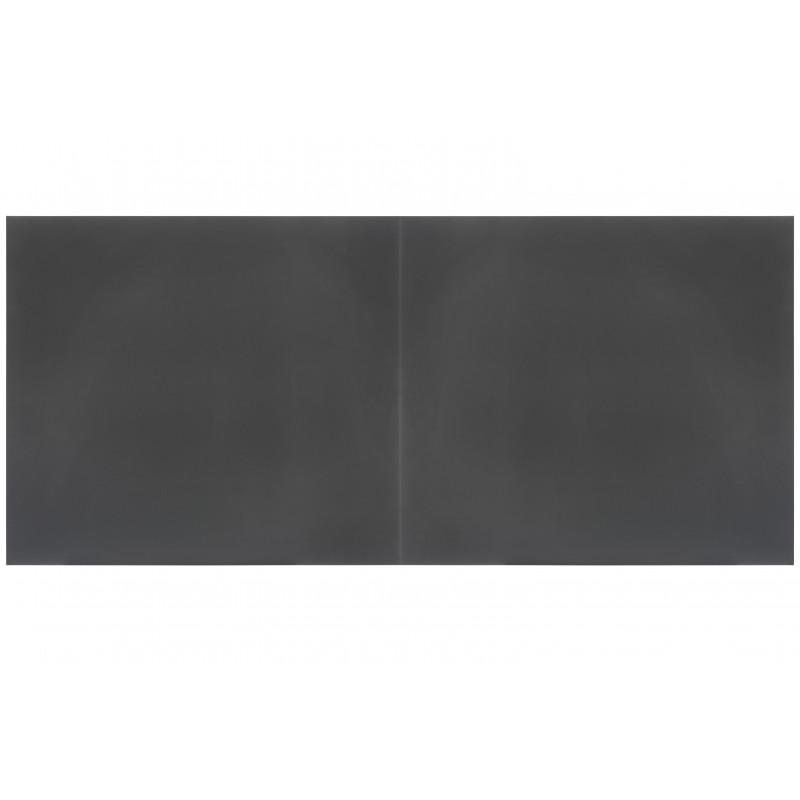 Table billard transformable - Dessus de Table de billard en bois couleur Anthracite