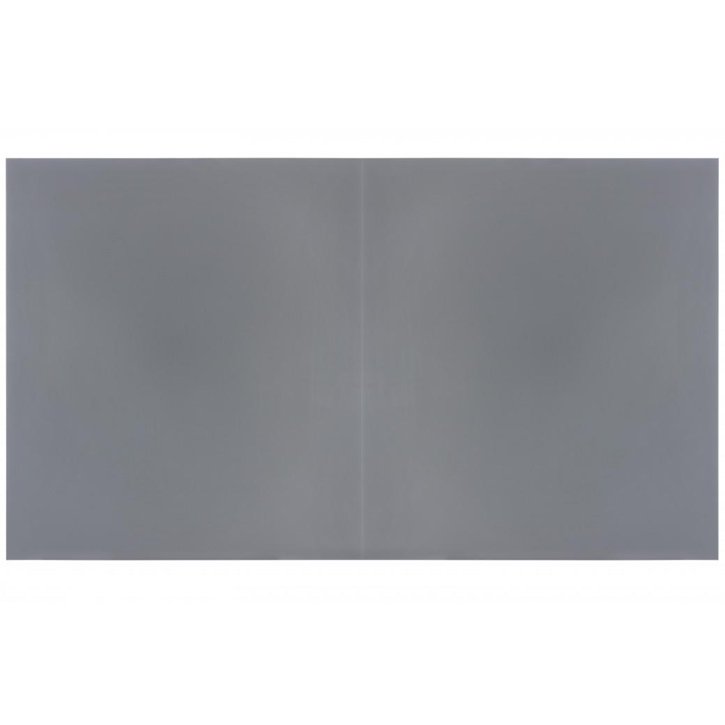 Table billard convertible : Dessus de table en bois gris
