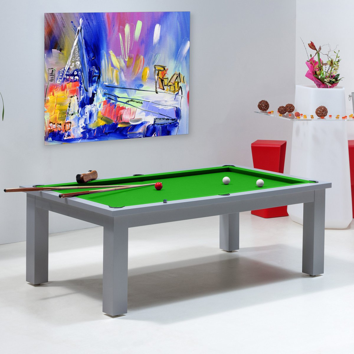 table billard convertible - billard transformable table boston
