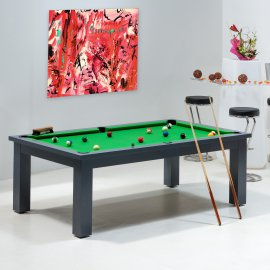 Achat billard anglais, modèle transformable Washington