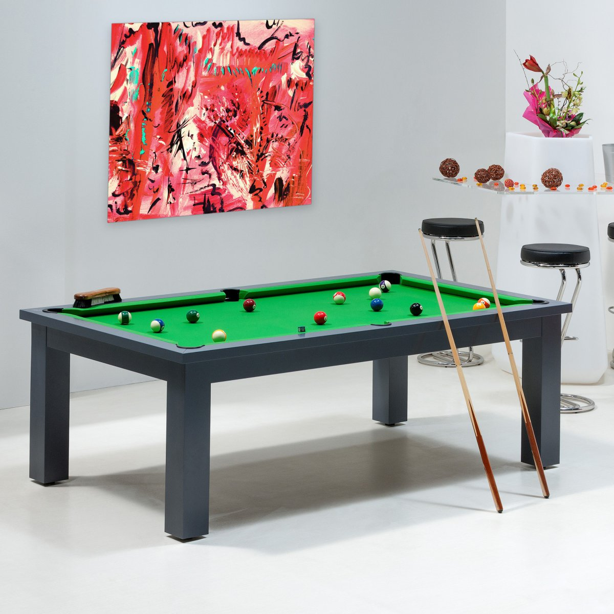 latest table de billard washington with faire son billard soi meme. Black Bedroom Furniture Sets. Home Design Ideas